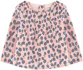 Jean Bourget Printed blouse