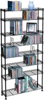 Atlantic 8-Tier Multimedia Storage Shelf