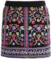 Vero Moda VMBRODY Mini skirt black beauty