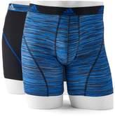 adidas Men's 2-Pack climalite Boxer Briefs