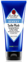 Jack Black Turbo Wash® Energizing Cleanser for Hair & Body with Rosemary, Eucalyptus & Juniper Berry, 10 oz