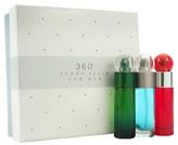 Perry Ellis 3 ct Amber Fragrance Set