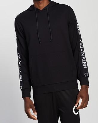 Calvin Klein Active Icon Hooded Pullover