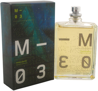 Escentric Molecules Unisex 3.5Oz Molecule 03 Eau De Toilette Spray