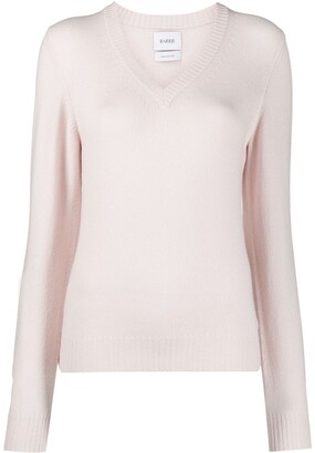 Barrie V-neck cashmere sweater