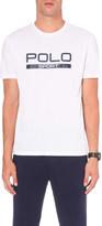 Polo Ralph Lauren Logo-print jersey t-shirt