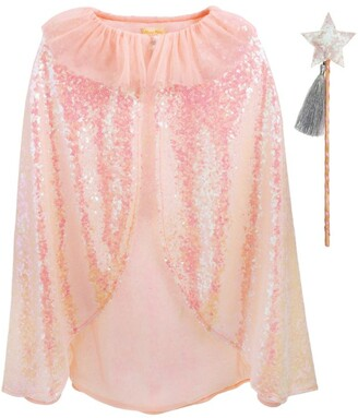 Meri Meri Sequin Cape and Wand Set