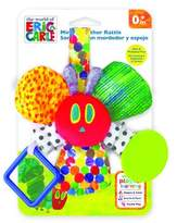 Eric Carle The World Of Very Hungry Caterpillar Teether