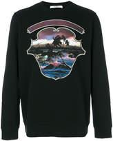 Givenchy Hawai Crest print sweatshirt