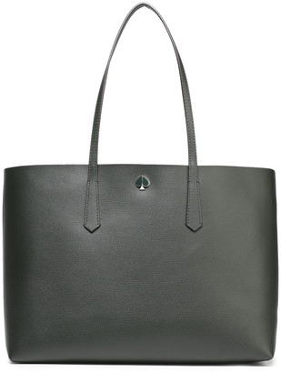 Kate Spade Molly Large Pebbled-leather Tote