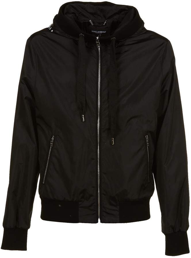 Dolce & Gabbana Casual Zip Jacket