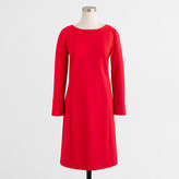 J.Crew Factory Long-sleeve ponte dress