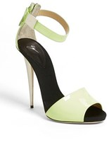 Giuseppe Zanotti Metal Heel Sandal
