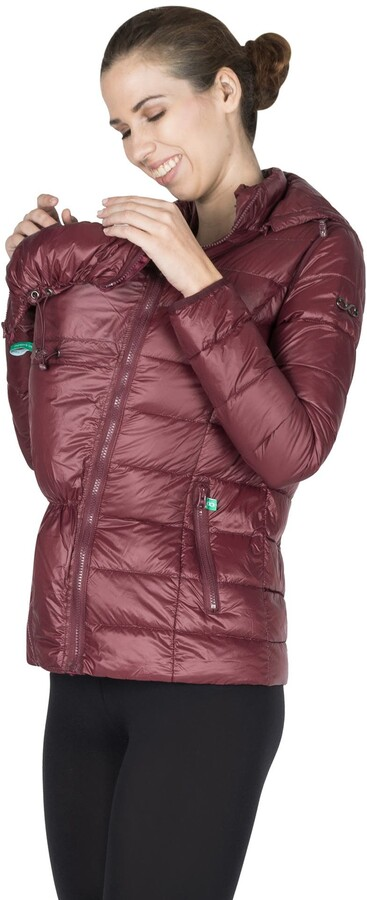 Thumbnail for your product : Modern Eternity 5-in-1 Down Maternity Puffer Coat