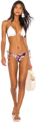 Zimmermann Allia Crochet Bikini
