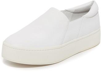 Vince Women's Warren Slip On Platform Sneaker
