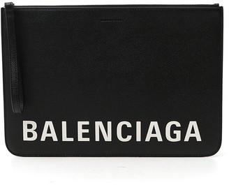 Balenciaga Cash Medium Pouch