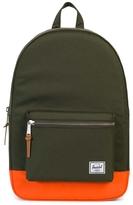 Herschel Settlement Backpack Green & Orange