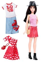Barbie Fashionistas 40 Pizza Pizzazz Doll & Fashions - Petite