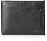 Fossil Men's 'Ingram' 2-In-1 Leather Bifold Wallet - Black