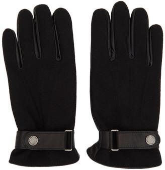 Polo Ralph Lauren Black Hybrid Touch Gloves