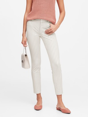 Banana Republic Modern Sloan Skinny-Fit Washable Pant