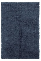 Linon Home Décor 100% New Zealand Wool Flokati Rug