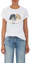 """Fiorucci Women's """"Vintage Angels"""" Cotton Slim-Fit T-Shirt"""