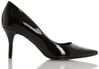 Dune London Allina Pointed Toe Court Shoes
