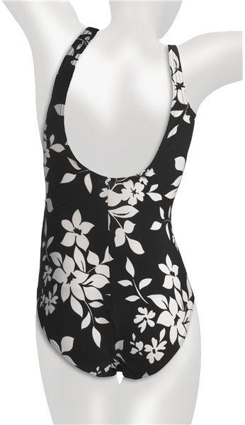 Miraclesuit Sweet ad Sassy Jillian Shirred V-Neck Swimsuit (For Women)