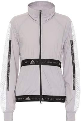 adidas by Stella McCartney Run training jacket