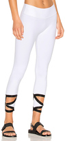 Beyond Yoga Live Free or Tie Hard Legging in White. - size L (also in )