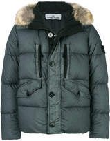Stone Island padded coat