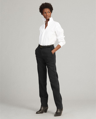 Ralph Lauren Wool Tuxedo Pant