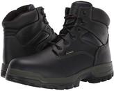 Wolverine Stratus Waterproof 6 Soft Toe Boot (Black) Men's Work Boots