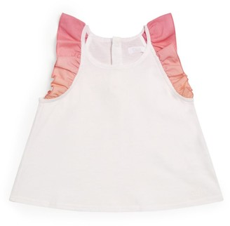 Chloé Kids Sunset-Faded Sleeve Blouse (6-36 Months)