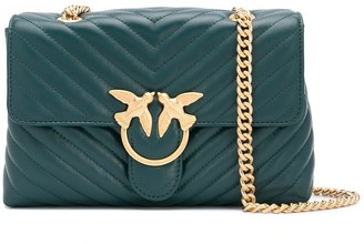 Pinko Love quilted bag