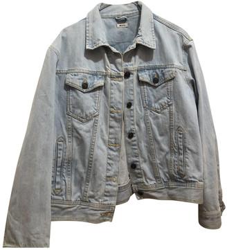 Brandy Melville Blue Denim - Jeans Jackets