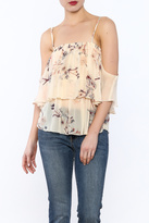 Bishop + Young Lily Tiered Top