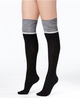 Calvin Klein Women's Luxury Over-The-Knee Socks