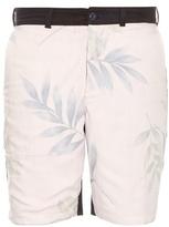 Longjourney Avo Hawaiian-print shorts
