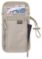 Lewis N. Clark TravelDry Deluxe RFID-Blocking Waist Stash in Tan