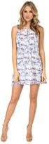Gabriella Rocha Floral Violets Dress