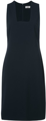 Nomia square neck dress