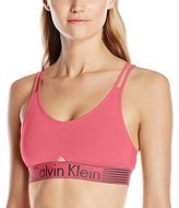 Calvin Klein Women's Iron Strength Bralette