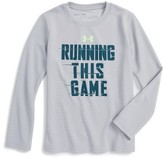 Under Armour Toddler Boy's Running This Game T-Shirt