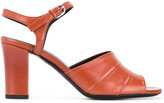 Jil Sander Argila sandals - women - Leather/Kid Leather - 40