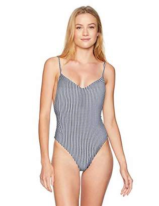Roxy Women's Printed Softly Love One Piece Swimsuit