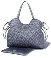 Tory Burch Marion Quilted Nylon Baby Bag