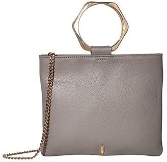 THACKER Le Pouch Hexa Crossbody (Asphalt) Cross Body Handbags